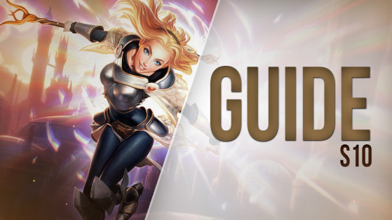 Guide LoL Lux, Support, S10
