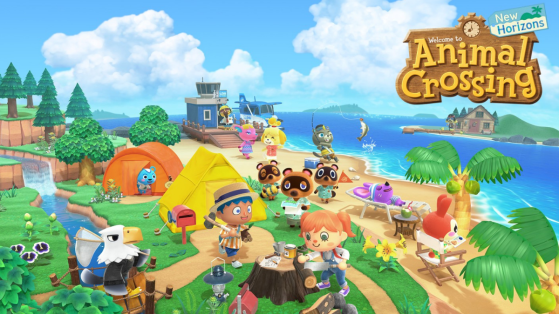 Animal Crossing New Horizons: release date and all informations