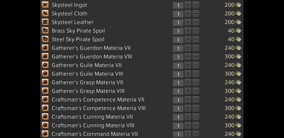 FFXIV 5.41 Ishgardian Restoration Rewards - Final Fantasy XIV