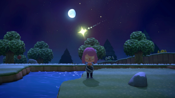 Animal Crossing: New Horizons — How to get Star fragments