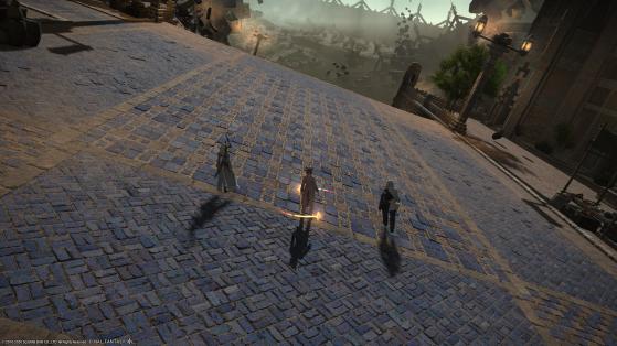 FFXIV 5.25 Relic Weapons DUTY - Final Fantasy XIV