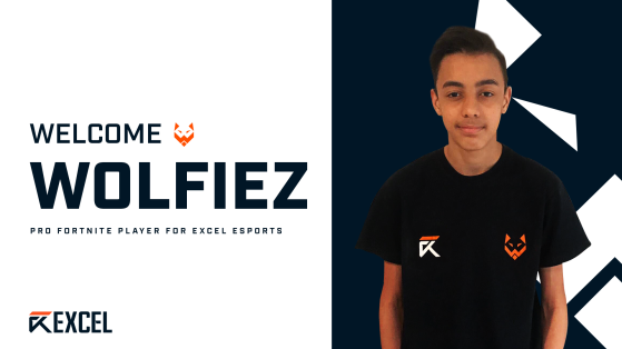 Excel Esports expand into Fortnite with pro Jaden