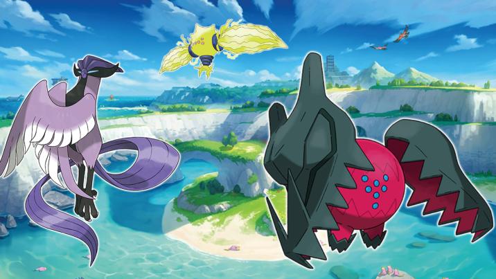 Pokemon Sword and Shield: Galarian Articuno, Zapdos and Moltres - Millenium