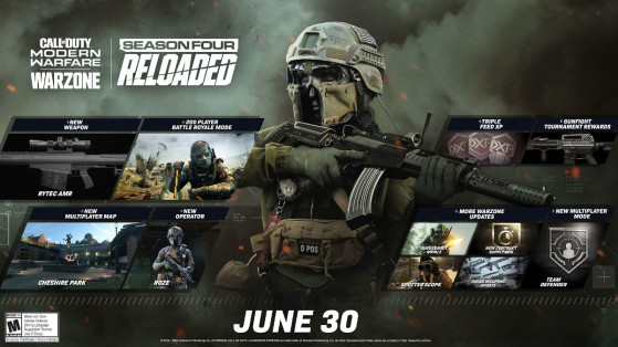 Modern Warfare and Warzone: Mid-Season update, date, time and more