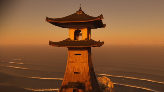Ghost of Tsushima: All Lighthouses Location