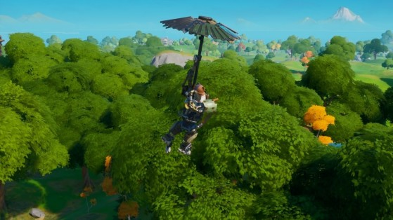 Fortnite Season 3 Week 7 Challenges: How to Collect Floating Rings at Weeping Woods