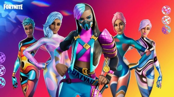 What is in the Fortnite Item Shop today? Envision appears on July 31