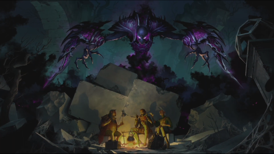 Yeah, now that's a nightmare I wouldn't want to come across in League of Legends.