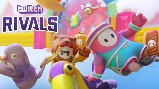 Fall Guys: Twitch Rivals Europe Schedule and Results