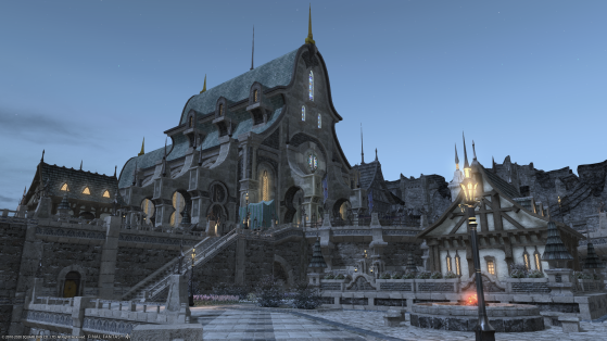 FFXIV 5.31 Patch Notes Diadem, Ishgardian Restoration & new mount