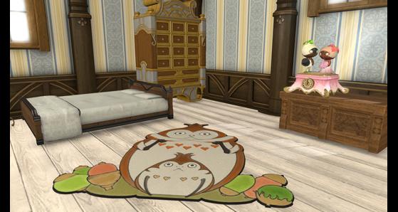 FFXIV 5.31 New Furniture - Final Fantasy XIV