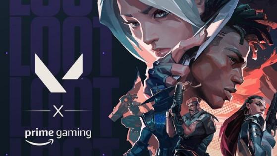Valorant offers free in-game rewards via Prime Gaming