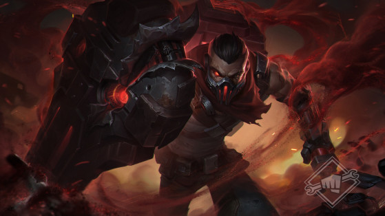 Singed new skin - League of Legends