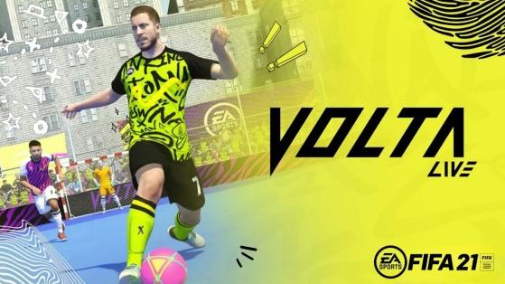 FIFA 21: VOLTA Football new features