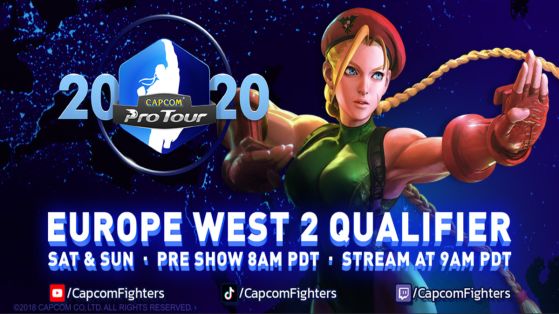 All you need to know about Street Fighter V Capcom Pro Tour Online Europe West 2