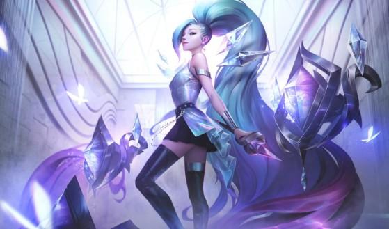 K/DA ALL OUT Seraphine: Superstar - League of Legends