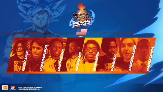 All you need to know about Dragon Ball FighterZ National Championship US East