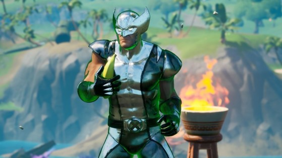 Fortnite XP Xtravaganza Challenges: Consume foraged items
