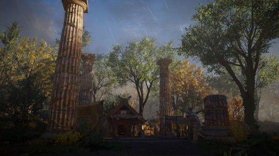 Museum and Roman Artifacts in Assassin's Creed Valhalla