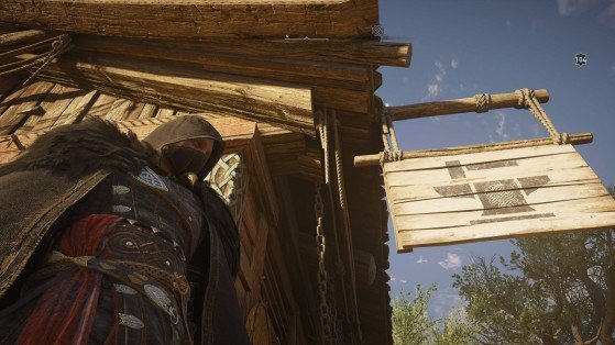 Assassin's Creed Valhalla: How to upgrade your gear at the Blacksmith shop