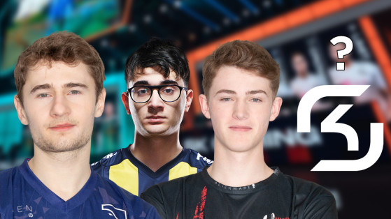 League of Legends: SK Gaming possibly retooling lineup — TynX, Blue, Jezu in