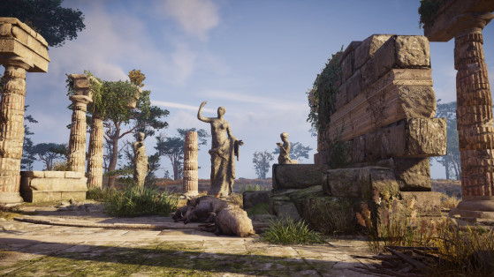 Assassin's Creed Valhalla: East Anglia Treasure Hoard Map location and solution