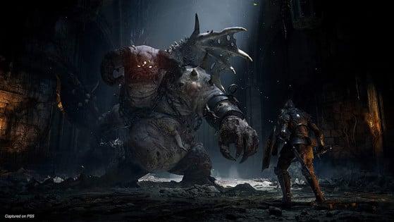 Demon's Souls: Tutorial Boss Guide — Vanguard Demon
