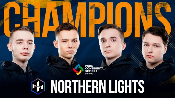 PUBG PCS3: Northern Lights & Buriram United Esports take home Europe & APAC titles