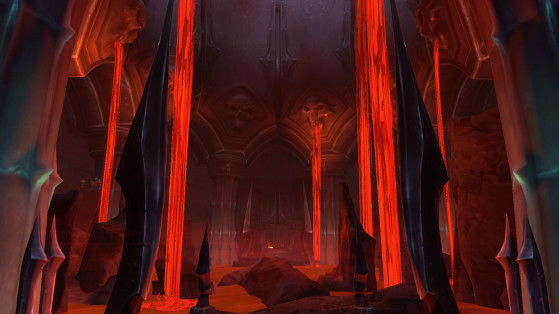 The layout of the Tower of the Damned changes on each visit - World of Warcraft