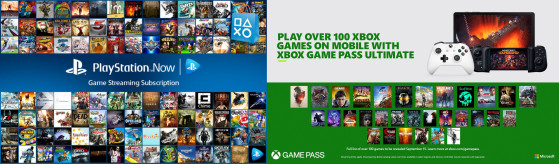 PlayStation Now vs. Xbox Games Pass – price, perks, device comparison