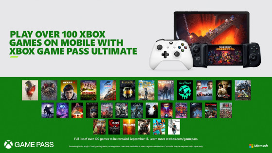 Xbox Game Pass. Image Source: Microsoft - Millenium