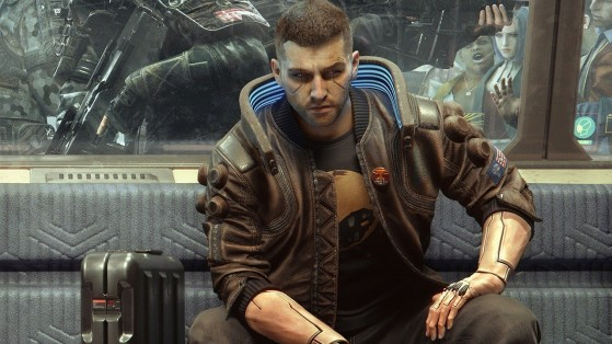 Cyberpunk 2077 has references to Blade Runner