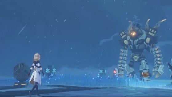 Genshin Impact: New Battle Pass for the 1.2 update