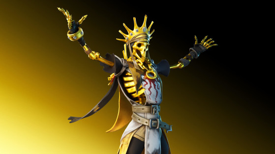 Fortnite: Collect Gold Bars and claim a new emote