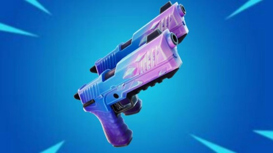 Hop Rock Dualies is the new Fortnite exotic weapon