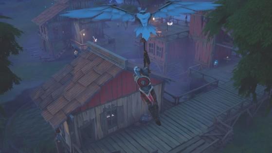 Fortnite Chapter 2 Season 5 Week 7: Visit houses in Slurpy Swamp in one match