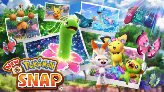 A release date and a trailer for New Pokémon Snap