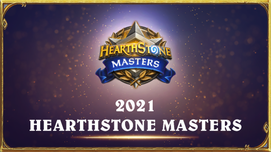 The Hearthstone Masters is back for 2021!