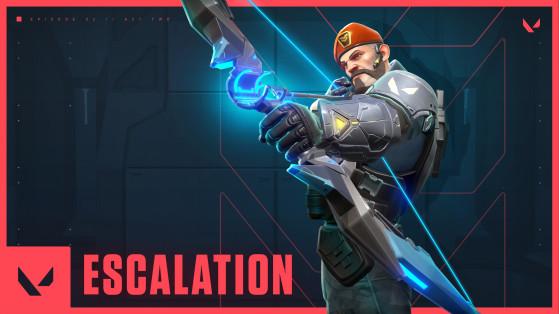 New VALORANT Mode announced: Escalation