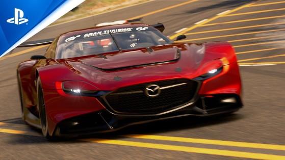 Gran Turismo 7 delayed until 2022