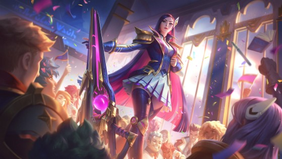 Battle Academia Caitlyn - League of Legends