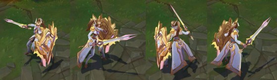Battle Academia Leona: Prestige Edition (courtesy @moonstonesxo) - League of Legends