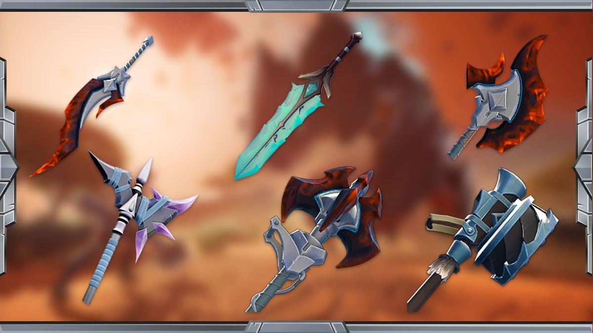 Dauntless: best weapons, tier list - Millenium