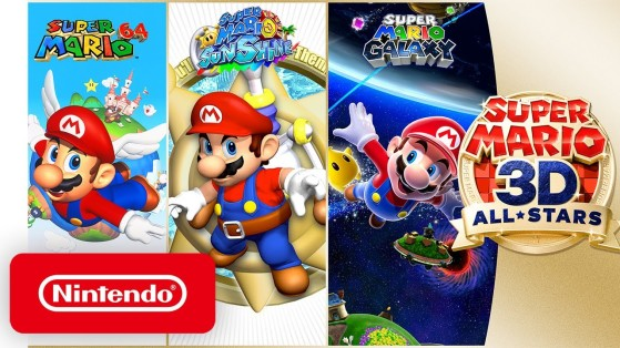 Today is the last chance to get Super Mario 3D All Stars