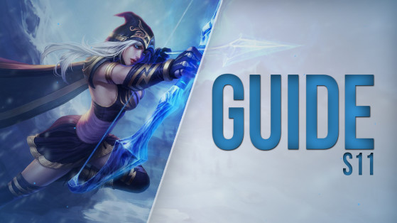 LoL Guide: ADC Ashe S11 — Build, Runes, Tips and Tricks