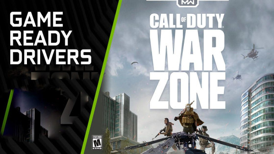 How to change NVIDIA filters on Warzone