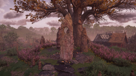 Assassin's Creed Valhalla: Wrath of the Druids: All Offering Altars