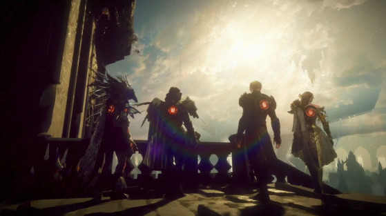 Platinum showed new gameplay of Babylon's Fall