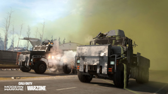 How to customize Armored Trucks in Warzone Season 4