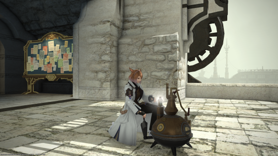 FFXIV: How to Farm Yellow Crafter's Scrips using Syrup Guide